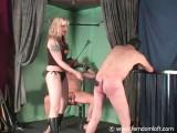 2 slaves castigation