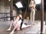 Cate Harrington And Karlie Simon – Riding The Slaves Face