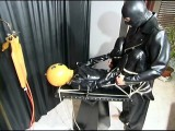 Servant beauty acquires tied up by her corporalist