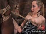 Miss Starr Dominates Big Boy's Dark A-hole