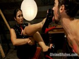 "From Worthless To Valuable In Five Mistresses: Movie scene 4 ""Chastity Woes"""