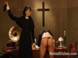 Divine Intervention: A Divine Whores feature presentation with taboo, castigation and milking!