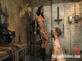 Divine BDSM room Punishment