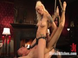 Lorelei Lee's Enjoyment of the Divine Bitches
