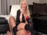 Ballbusting with Princess Bridgette and Chanel