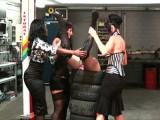 Three Tormenting Mistresses to Serve