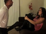 Princess Crystal Loves Her Riding Crop