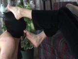 Princess Jeanie Toe Strangling